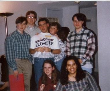 Me in DC circa 1995