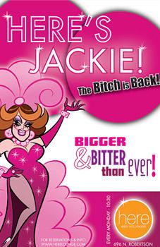 Here's Jackie