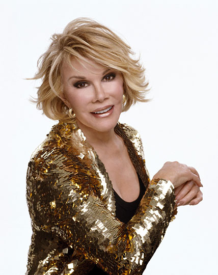 Joan Rivers Work in Progress