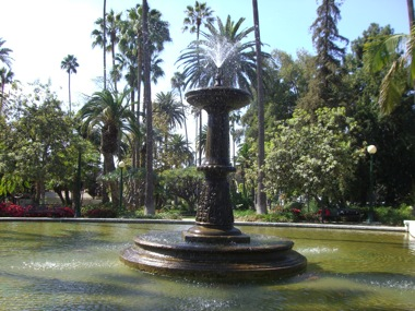 Will Rogers Park in Beverly Hills