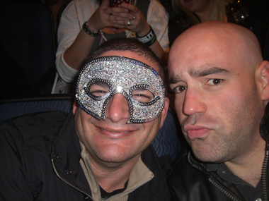 At the Monster Ball