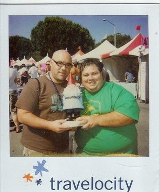 Kelvis & Luis w/ Traveling Gnome